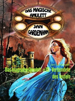 cover image of Das magische Amulett #15