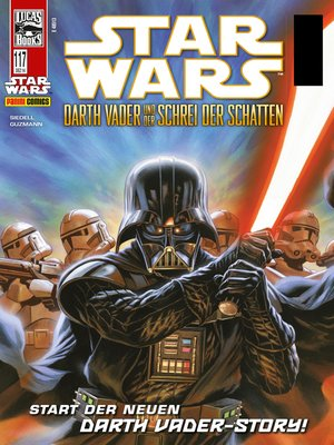 cover image of Star Wars Comicmagazin, Band 117--Darth Vader und der Schrei der Schatten 1