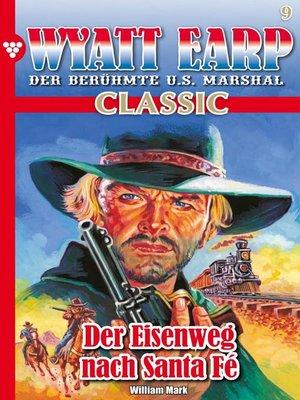 cover image of Wyatt Earp Classic 9 – Western