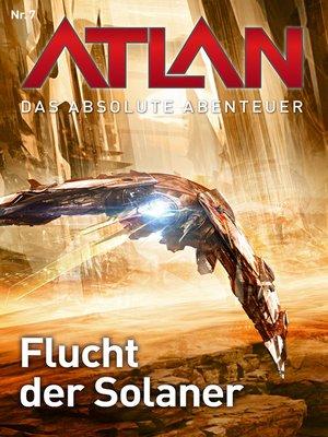 cover image of Atlan--Das absolute Abenteuer 7