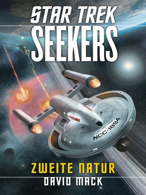 cover image of Star Trek--Seekers 1