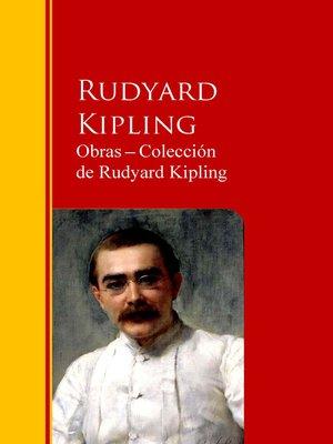 cover image of Obras ─ Colección  de Rudyard Kipling