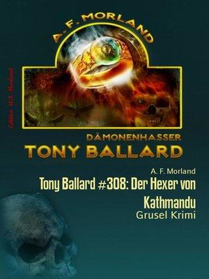 cover image of Tony Ballard #308