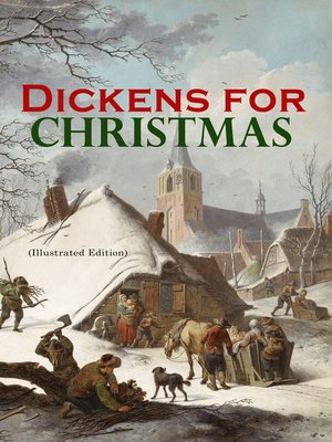 cover image of Dickens for Christmas (Illustrated Edition)