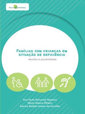 cover image of Famílias com Crianças em Situação de Deficiência