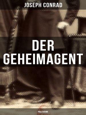 cover image of Der Geheimagent (Politkrimi)