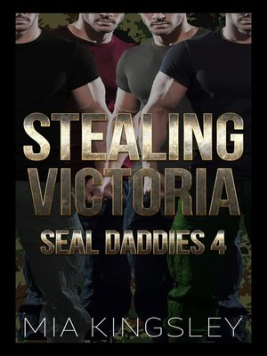 cover image of Stealing Victoria