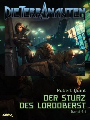 cover image of DIE TERRANAUTEN, Band 54