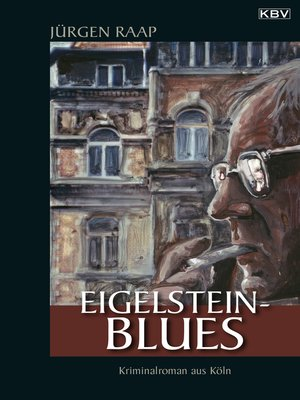 cover image of Eigelstein-Blues