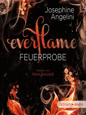 cover image of Everflame--Feuerprobe