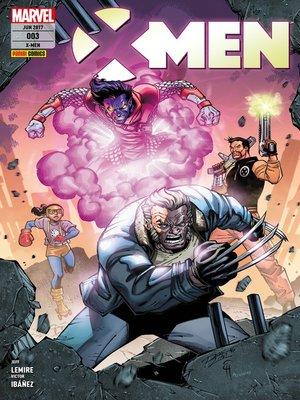cover image of X-Men 3--Weltenfresser