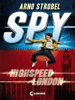 cover image of SPY 1--Highspeed London