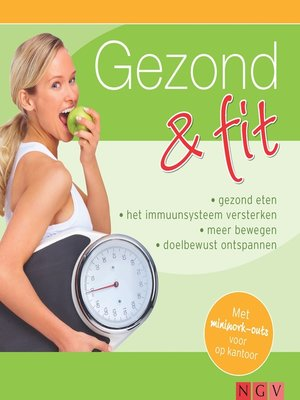 cover image of Gezond & fit