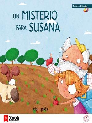 cover image of Un misterio para Susana