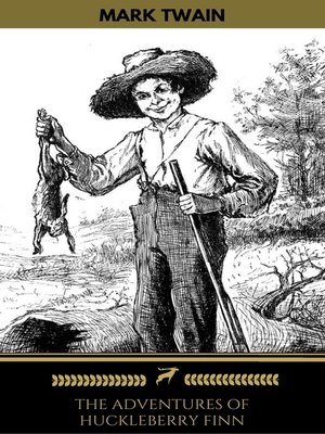 cover image of The Adventures of Huckleberry Finn  (Golden Deer Classics)
