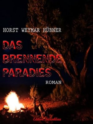 cover image of Das brennende Paradies