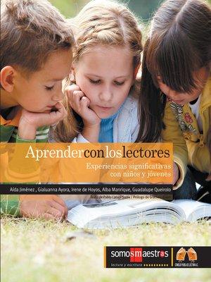 cover image of Aprender con los lectores