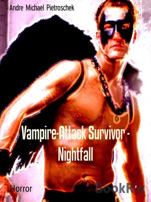 cover image of Vampire-Attack Survivor--Nightfall