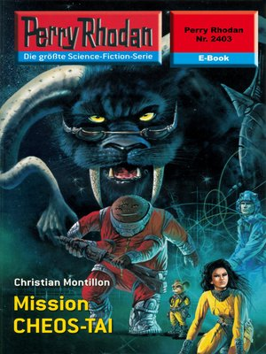 cover image of Perry Rhodan 2403