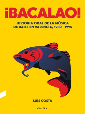 cover image of ¡Bacalao!
