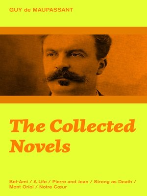 cover image of The Collected Novels