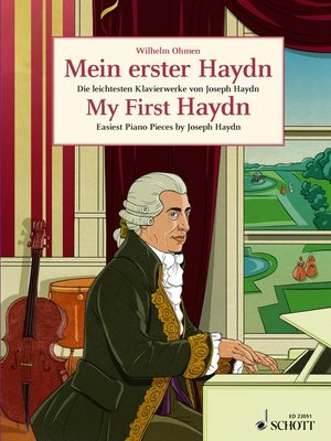 cover image of My First Haydn