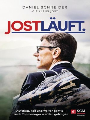 cover image of Jost läuft.