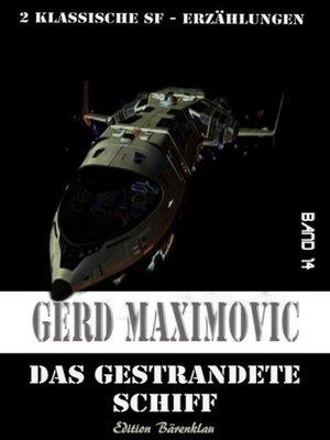 cover image of Das gestrandete Schiff