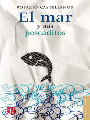 cover image of El mar y sus pescaditos