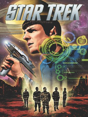 cover image of Star Trek Comicband 12
