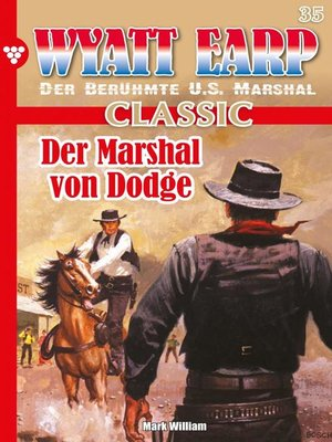 cover image of Wyatt Earp Classic 35 – Western