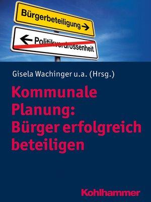 cover image of Kommunale Planung