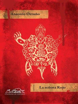 cover image of La señora Rojo