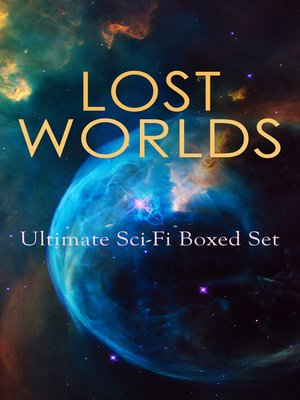 cover image of LOST WORLDS