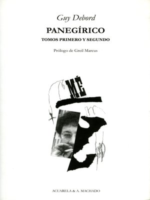 cover image of Panegírico