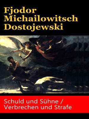 cover image of Schuld und Sühne / Verbrechen und Strafe