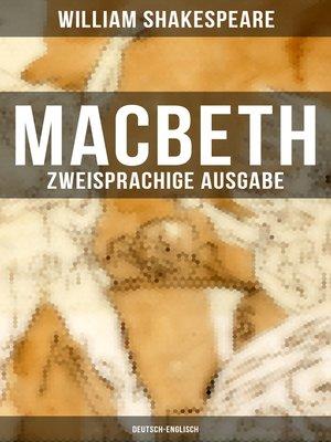cover image of MACBETH (Zweisprachige Ausgabe