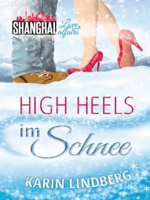 cover image of High Heels im Schnee