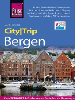 cover image of Reise Know-How CityTrip Bergen