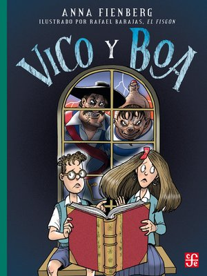 cover image of Vico y Boa