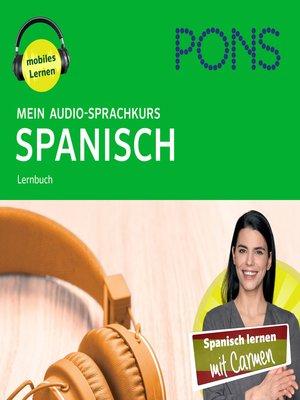 cover image of PONS Mein Audio-Sprachkurs SPANISCH