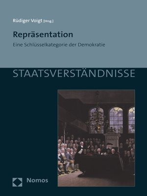 cover image of Repräsentation