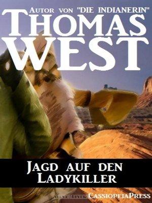 cover image of Jagd auf den Ladykiller