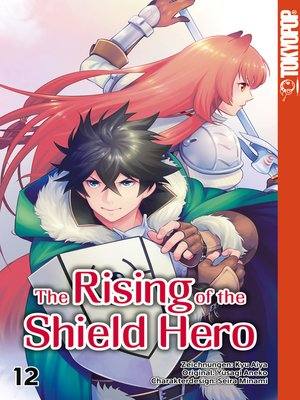 cover image of The Rising of the Shield Hero--Band 12