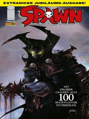 cover image of Spawn, Band 100