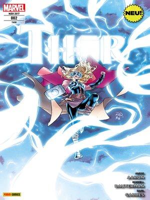 cover image of Thor 2--Die Herrscher von Midgard