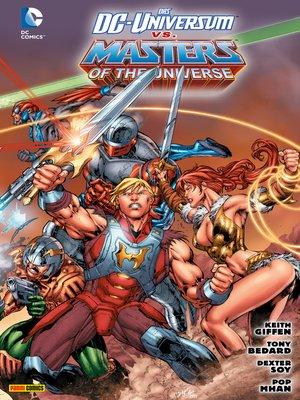 cover image of Das DC-Universum vs. Masters of the Universe