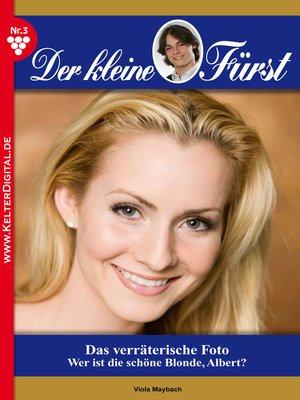 cover image of Der kleine Fürst 3--Adelsroman