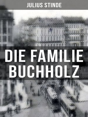 cover image of Die Familie Buchholz
