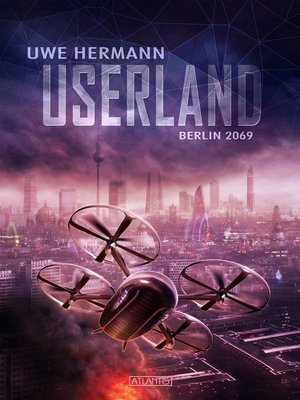 cover image of Userland – Berlin 2069